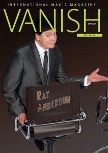 vanish magazine 54