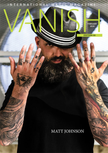 Vanish Magazine 55 | eBooks | Entertainment