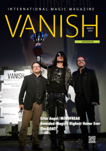 vanish magic magazine 56