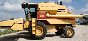 new holland tr86, tr87, tr88 combine complete service manual