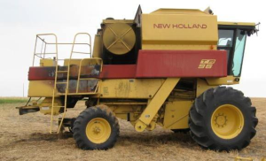 new holland tr96, tr97, tr98 combine complete service manual