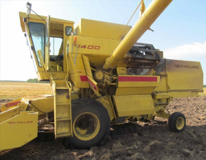 new holland 1400, 1500 combine service manual