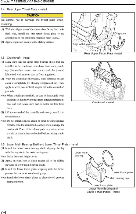 Fourth Additional product image for - New Holland E160C Blade Runner Crawler Excavator Service Manual