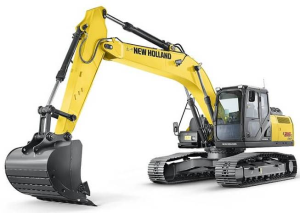 new holland e215c evo crawler excavator tier 3 lc version service manual