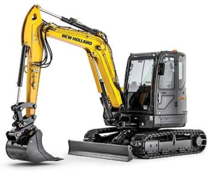new holland e30c mini excavator with tier 4 final engine service manual (europe)