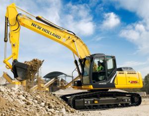 new holland e215c, e245c me hydraulic excavator service manual