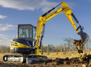 New Holland E45BSR/E50BSR Mini Excavators Service Manual (09/2011) | Documents and Forms | Manuals