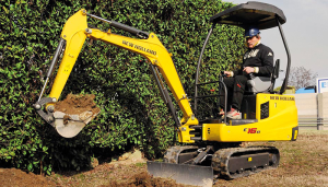 new holland e16b, e18b mini excavator service manual