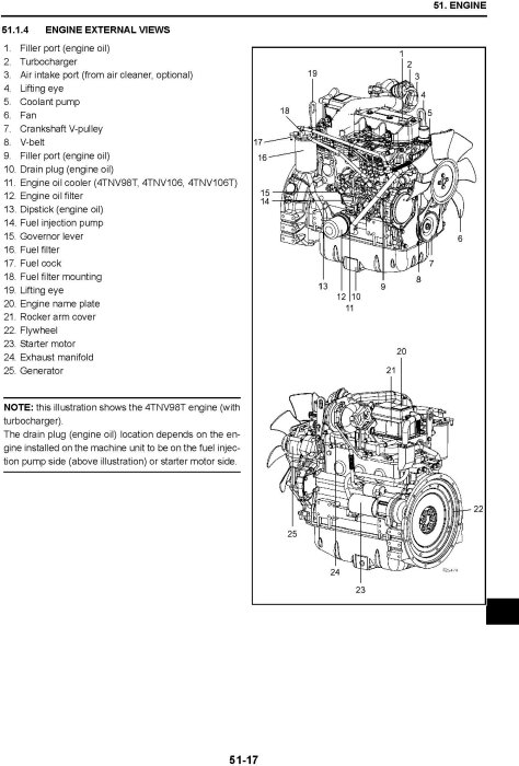 Fourth Additional product image for - New Holland E35B SR, E39B SR, Mini Excavators Service Manual (10-2011)