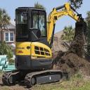 New Holland E35B SR, E39B SR, Mini Excavators Service Manual (10-2011)   Documents and Forms   Manuals
