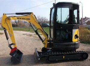 new holland e26b sr, e29b sr mini excavator service manual