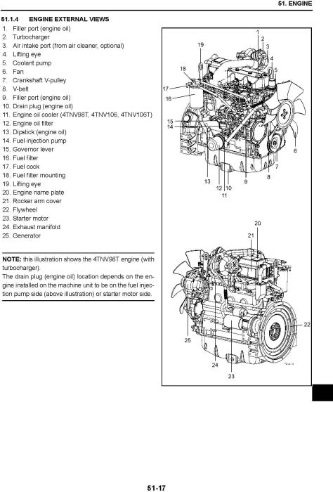 Fourth Additional product image for - New Holland E45B SR, E50B SR, E55B Mini Excavator Service Manual