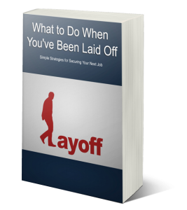 what to do when you are laid off