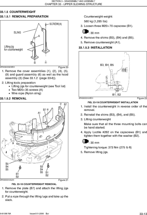 Fourth Additional product image for - New Holland E50, E50SR Compact Excavator Service Manual
