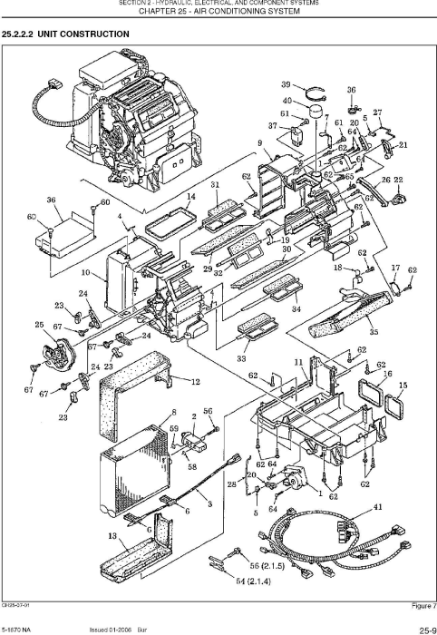 Third Additional product image for - New Holland E215 Excavator Service Manual