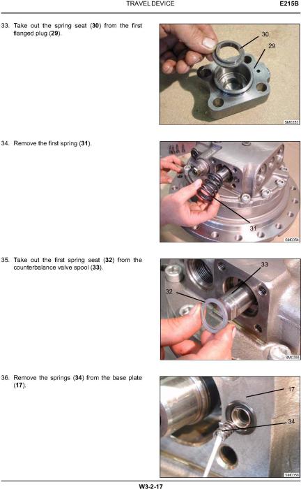 Fourth Additional product image for - New Holland E215B, E245B Crawler excavator Service Manual