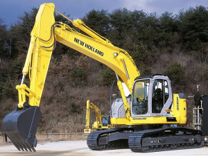 New Holland E225B SR Crawler Excavator Service Manual | Documents and Forms | Manuals