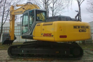 new holland e265b, e265b lc excavator with hs engine service manual (2007-9)