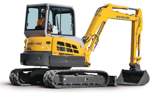 New Holland E55Bx Tier3 Compact Hydraulic Excavator Service Manual | Documents and Forms | Manuals