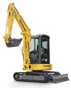New Holland E30B Tier 4B (final) Compact Hydraulic Excavator (PIN from NETN31001) Service Manual | Documents and Forms | Manuals