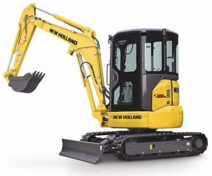 New Holland E35B Tier3 Compact Hydraulic Excavator (PIN from NETN 36001,  PX17 40001) Service Manual | Documents and Forms | Manuals