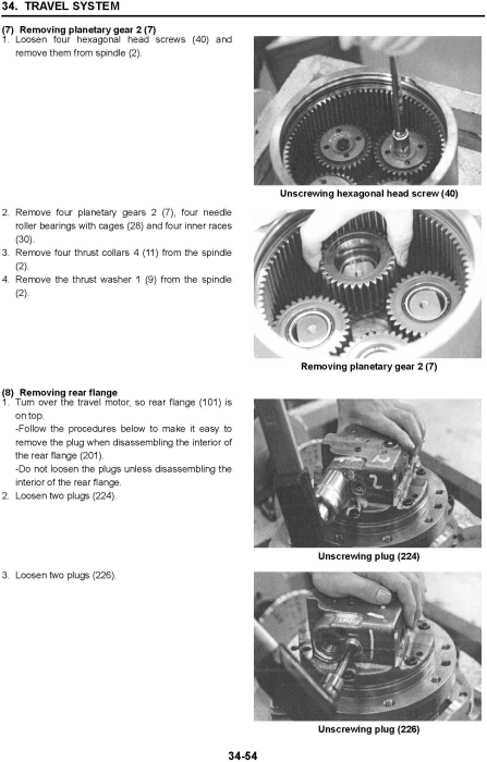 Third Additional product image for - New Holland E50B Hydraulic Excavator (PIN. PJ06 00001 and Higher) Service Manual