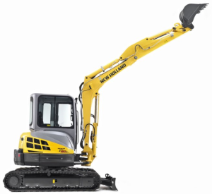New Holland E50B Hydraulic Excavator (PIN. PJ06 00001 and Higher) Service Manual | Documents and Forms | Manuals