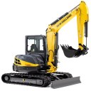New Holland E55B Tier 4 Crawler Excavator Service Manual | Documents and Forms | Manuals