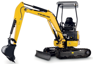 new holland e18b tier 4 hydraulic excavator service manual