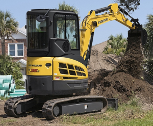 New Holland E30B SR, E35B SR Tier 4 Compact Crawler Excavator Service Manual | Documents and Forms | Manuals