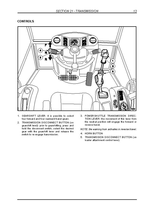 Third Additional product image for - New Holland B90B, B95B, B95BLR, B95BTC, B110B, B115B Tier 3 Backhoe Loaders Service Manual