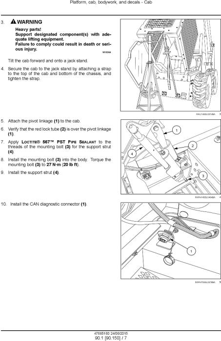 New Holland L230 Skid Steer; C238 Compact Track Loader