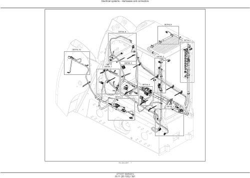 New Holland L213 (Tier 3), L216 (Tier 4B final) Skid Steer