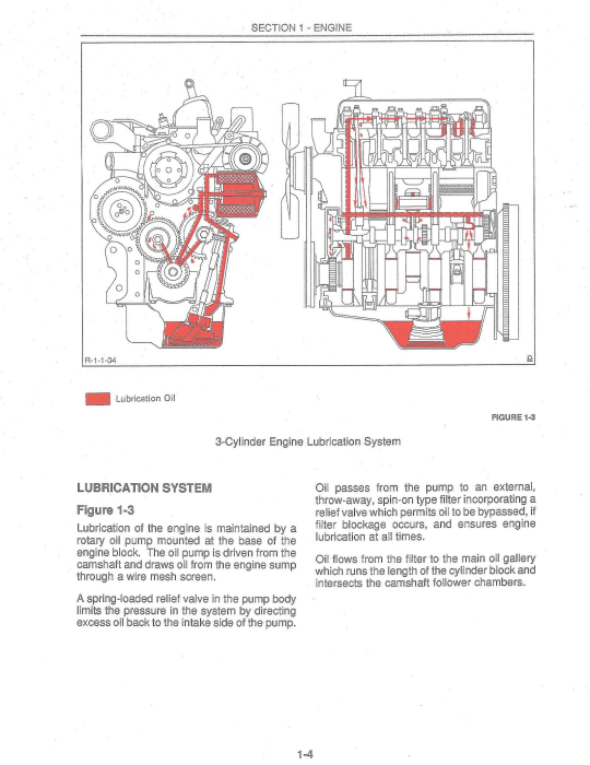 Third Additional product image for - Ford 455D, 555D, 575D, 655D, 675D Tractor Loader Complete Service Workshop Manual