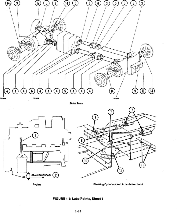 Second Additional product image for - Ford Versatile 500 4WD Tractor (1977-79) Complete Service Repair Manual (PU4013)