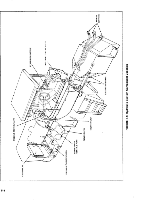 Fourth Additional product image for - Ford, Versatile 555 4WD Tractor (1980) Complete Service Manual (PU4021)