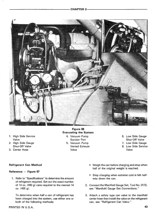Fourth Additional product image for - Ford 555A, 555B, 655, 655A Tractor Loader Backhoe Complete Service Repair Manual