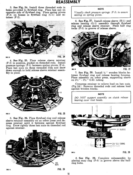 Second Additional product image for - Ford Versatile 700, 900 4WD Tractor (1972-1975) Service Repair Manual (V20500)