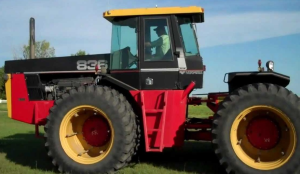 ford versatile 836, 846, 876, 936, 946, 956, 856, 976 4wd (designation 6) tractors service manual