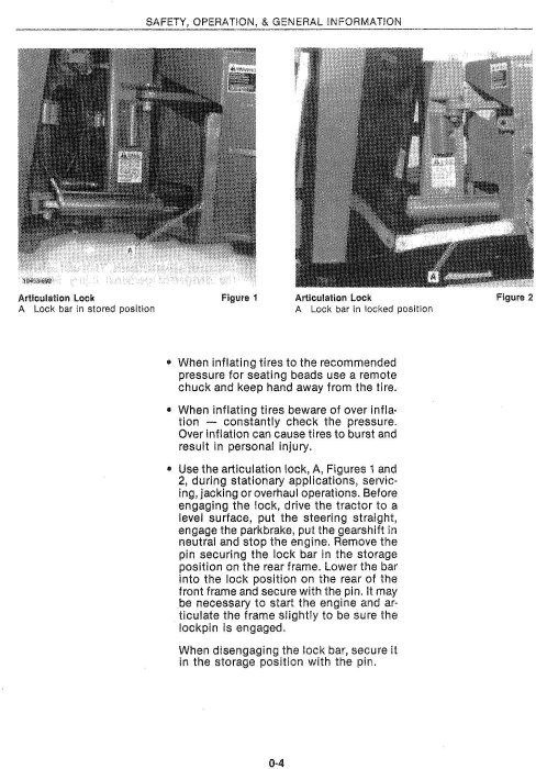 Second Additional product image for - Ford Versatile 1156 Tractor Complete Service Manual