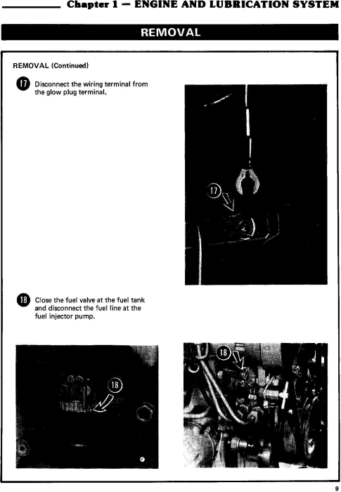 Third Additional product image for - Ford 1100, 1200, 1300, 1500, 1700, 1900 Tractor Complete Service Manual (SE3771)