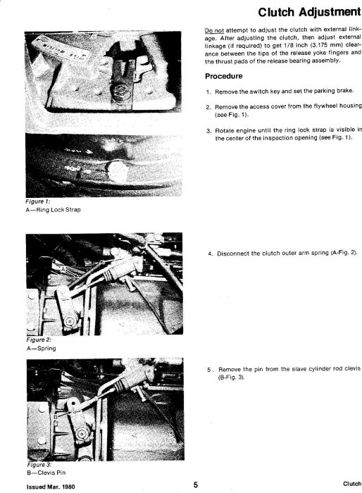 Second Additional product image for - Ford FW20, FW30, FW40, FW60 Tractor Service Manual (SE3920)