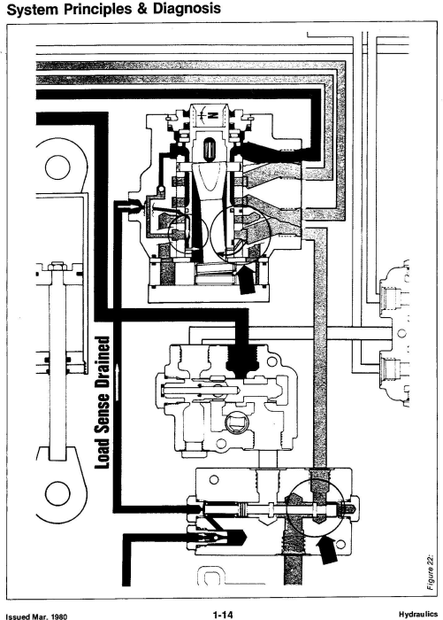 Fourth Additional product image for - Ford FW20, FW30, FW40, FW60 Tractor Service Manual (SE3920)