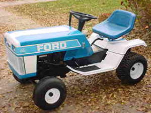 Ford LT11H 09GN2101 /2102 /2103 /2104 /2105 /2106 /2107 Lawn Tractor + Att Service Manual (Se4363-3) | Documents and Forms | Manuals