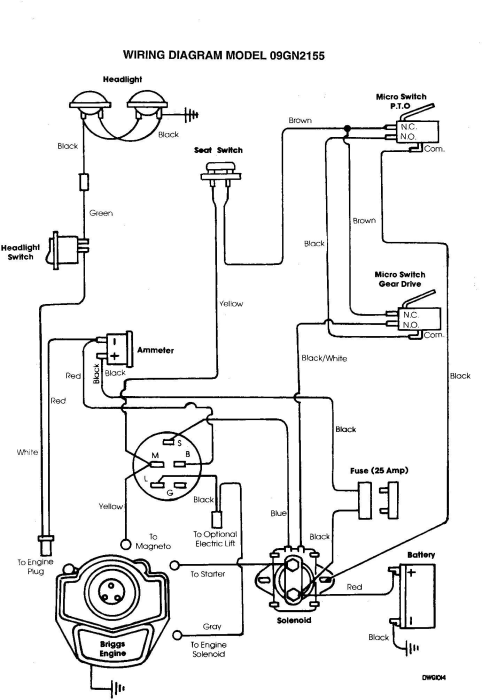 Second Additional product image for - Ford YT12.5, YT14, YT16, YT16H, YT18H Yard Tractors and Attachment Service Manual