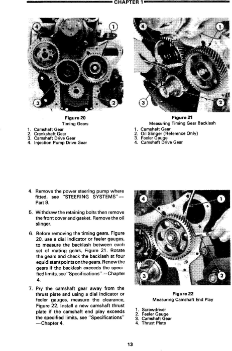 Third Additional product image for - Ford 2600, 3600, 4100,4600, 5600,5900, 6600,6700, 7600,7700 Tractor Complete Service Manual (SE3660)