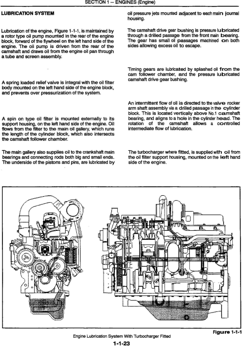 Second Additional product image for - New Holland / Ford 8160, 8260, 8360, 8560 Tractors Complete Service Manual