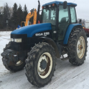 New Holland / Ford 8160, 8260, 8360, 8560 Tractors Complete Service Manual | Documents and Forms | Manuals