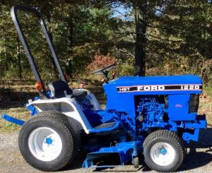 ford 1120, 1220, 1215 tractors service manual (se4601)