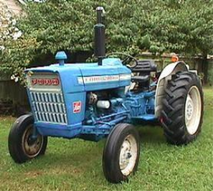 Ford 2000, 3000, 4000, 5000, 7000, 3400, 3500, 3550, 4400, 4500, 5500, 5550 Tractor Service Manual | Documents and Forms | Manuals
